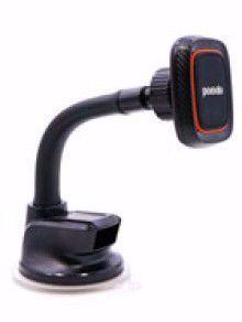 صورة Porodo Magnetic Car Mount (Air Vent + Stick-On Holder)