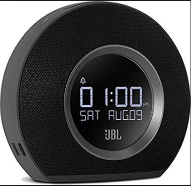 Picture of JBL Bluetooth Alarm Clock Radio